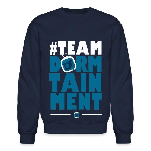 Men's TeamDt Crewneck Sweatshirt - Crewneck Sweatshirt
