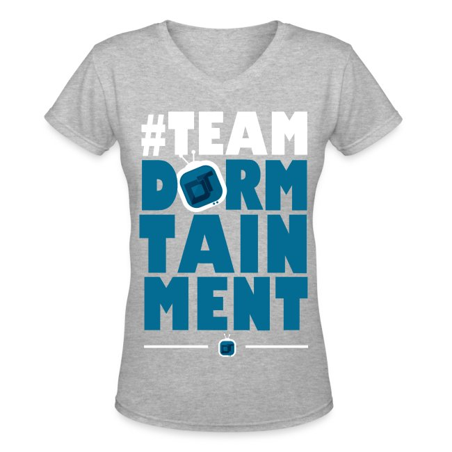 Team DT v-neck girls