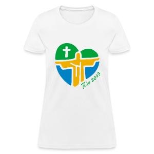 World Youth Day 2013 - Women's T-Shirt
