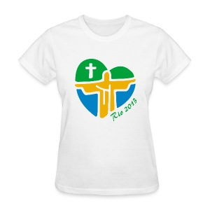 World Youth Day 2013 - Women's T-Shirt