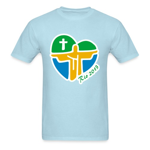 World Youth Day 2013 - Men's T-Shirt