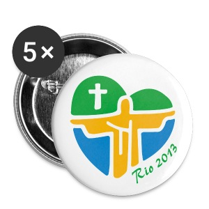 World Youth Day 2013 - Small Buttons