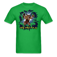 T-Shirts ~ Men's T-Shirt ~ Mini Minotaur
