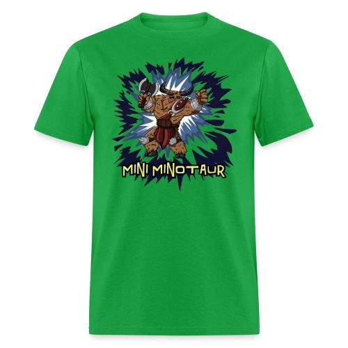 Mini Minotaur  - Men's T-Shirt
