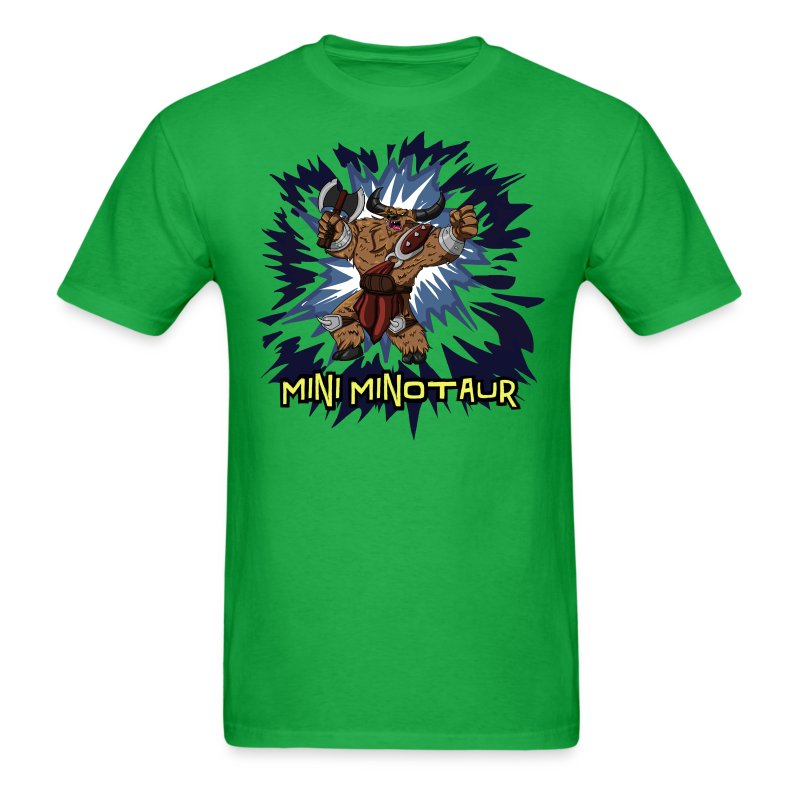 Mini Minotaur  - Men's T-Shirt