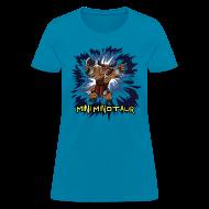 Women's T-Shirts ~ Women's T-Shirt ~ Mini Minotaur