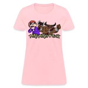 Mini Minotaur  - Women's T-Shirt