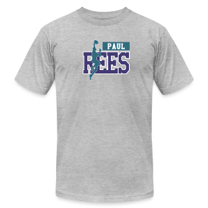 Paul Rees classic - Men's T-Shirt by American Apparel