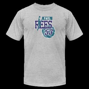 Paul Rees ball - Men's Fine Jersey T-Shirt