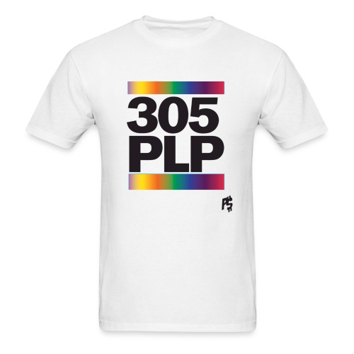 305PLP Live and Let Live Special Edition  - Men's T-Shirt