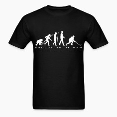 evolution_hockey_player_032013_b_1c T-Shirts