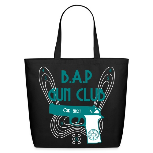 B.A.P Gun Club - Eco-Friendly Cotton Tote
