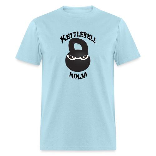 Kettlebell Ninja - Men's Standard Weight T - Men's T-Shirt