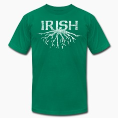 Irish Roots Irish Celtic Apparel T-Shirts