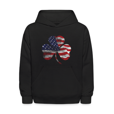 USA Shamrock Irish Celtic Apparel  Sweatshirts