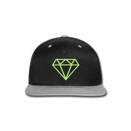 JouleThief Logo Hat - Snap-back Baseball Cap