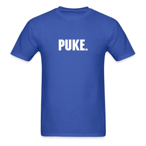 Puke Tee - Men's T-Shirt