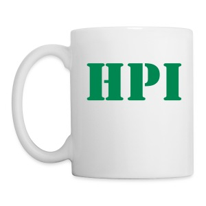 Coffee/Tea Mug - Stay awake with HPI coffe cup