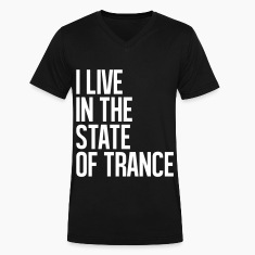I Live In The State Of Trance (classic) T-Shirts