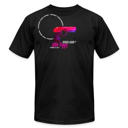 LITTLE PIGGY [males] - Men's Fine Jersey T-Shirt