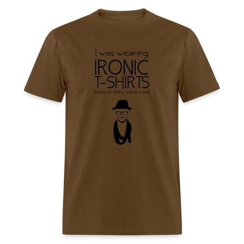 Meta-Hipster - Men's T-Shirt