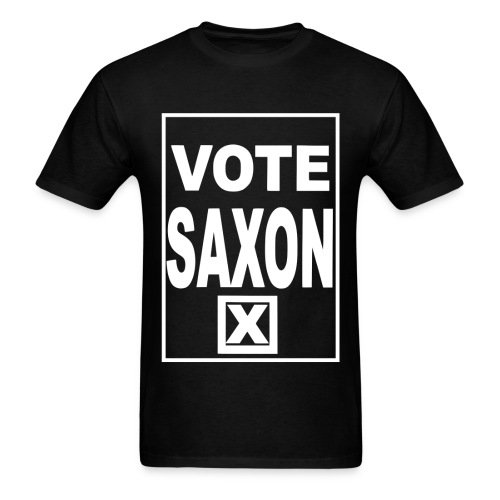 VOTE SAXON - Men's - Men's T-Shirt