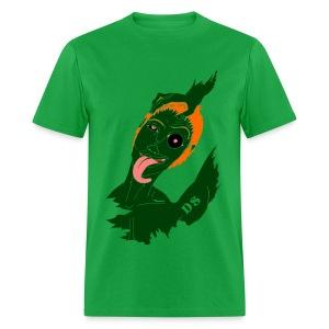 Zombie!!  - Men's T-Shirt