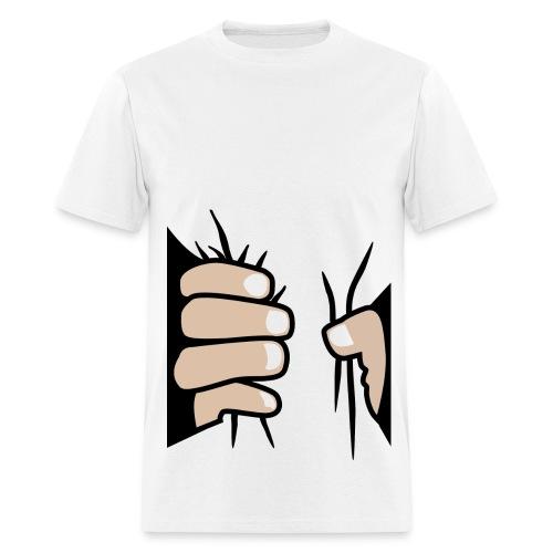 Squeeze - Men's T-Shirt