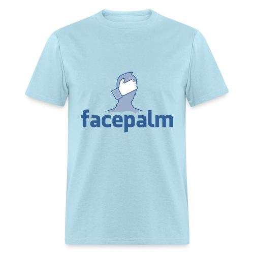 Facepalm - Men's T-Shirt