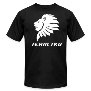 Team TKO King T-Shirt - Men's T-Shirt by American Apparel