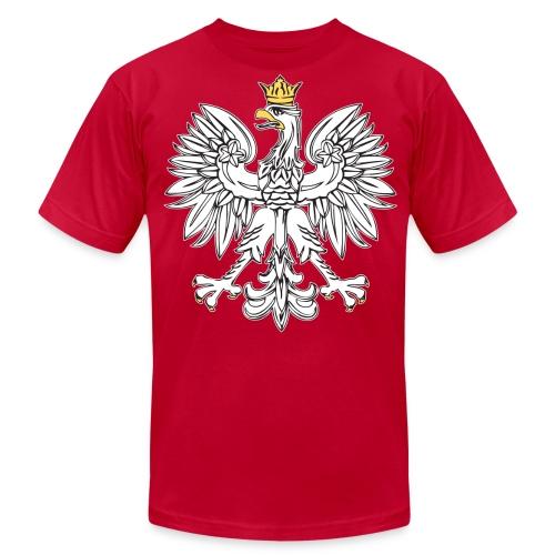 Mens Polish Bird T - Men's  Jersey T-Shirt