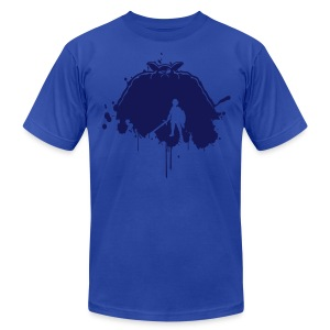 Epic Link - Men's T-Shirt by American Apparel