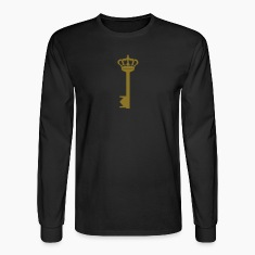 crown key_g1 Long Sleeve Shirts