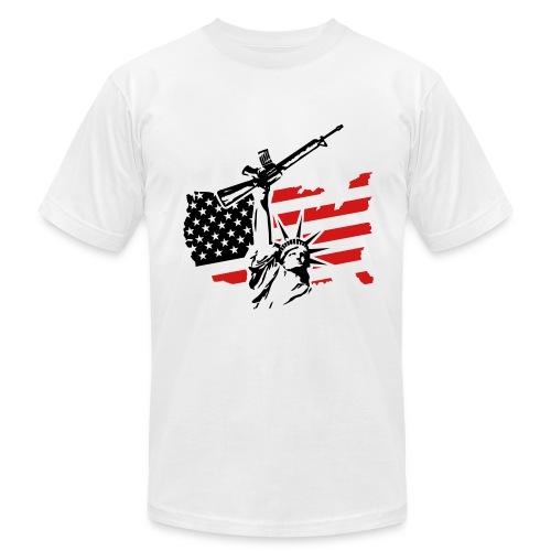 T-shirt American - Men's  Jersey T-Shirt