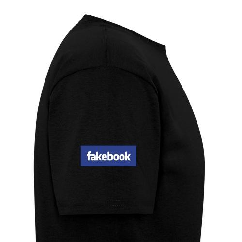 t-shirt Facebook - T-shirt pour hommes