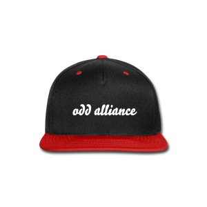 Odd Alliance Snapback - Snap-back Baseball Cap