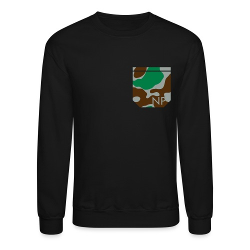 No Pocket Crewneck - Crewneck Sweatshirt