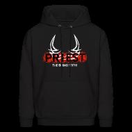 Hoodies ~ Men's Hoodie ~ PRIEST 'THE BLOND MYTH' hoodie
