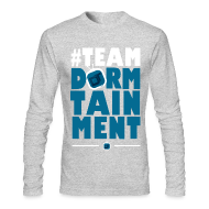Long Sleeve Shirts ~ Men's Long Sleeve T-Shirt by American Apparel ~ Men's Team Dt Long sleeve shirt