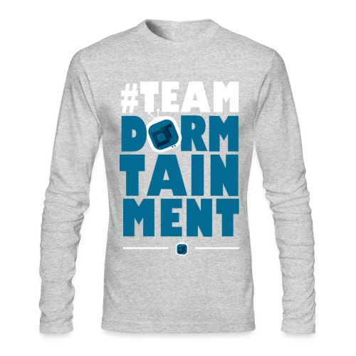 Men's Team Dt Long sleeve shirt - Men's Long Sleeve T-Shirt by Next Level