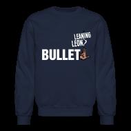 Long Sleeve Shirts ~ Crewneck Sweatshirt ~ Men's Leaning Leon Sweater