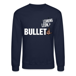 Men's Leaning Leon Sweater - Crewneck Sweatshirt