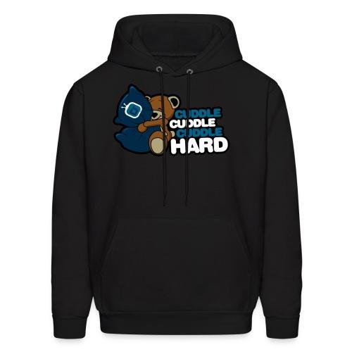 Men's cuddle hard hoodie - Men's Hoodie