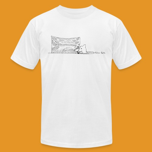 Cat's Out of the Bag - Men's Fine Jersey T-Shirt