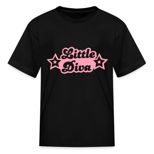 LITTLE DIVA TEE - Kids' T-Shirt