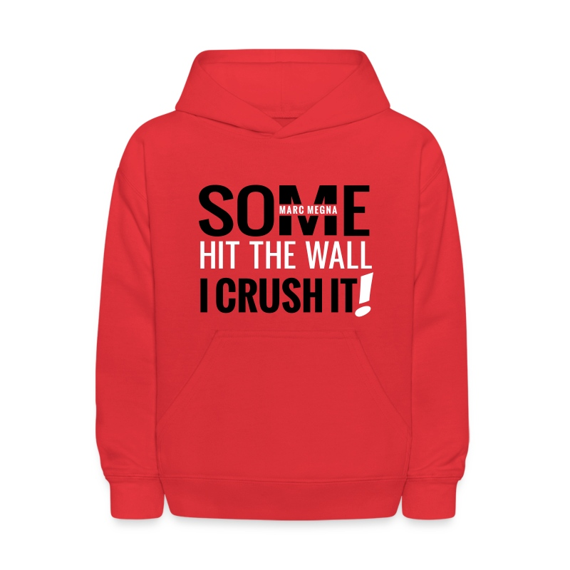 CRUSH IT - Kids' Hoodie