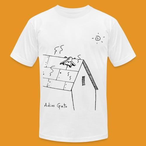 Cat on a Hot Tin Roof - Men's Fine Jersey T-Shirt