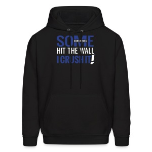 CRUSH IT - Men's Hoodie