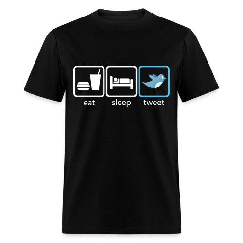 Tweet - Men's T-Shirt