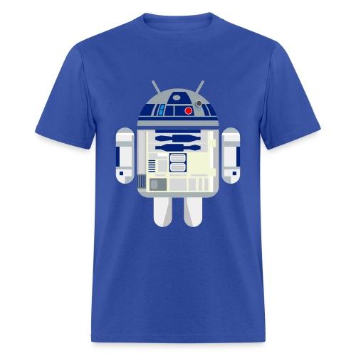 R2Droid - Men's T-Shirt